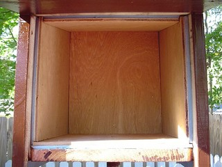 Insulated Winter Roost Box #2